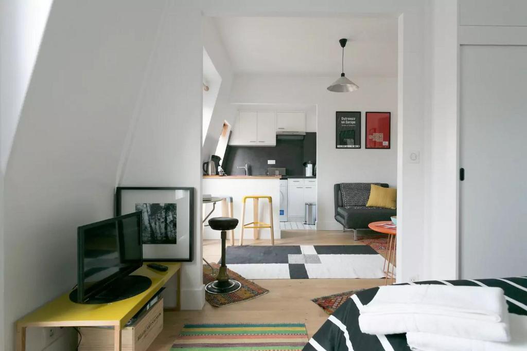 Appartement cosy paris expo france paris booking