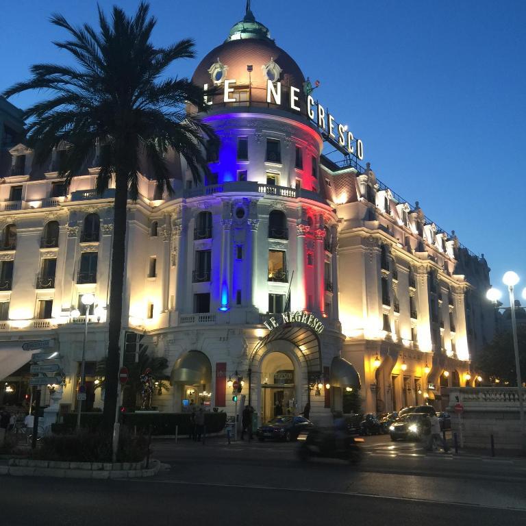 Apartment La Promenade des Anglais, Nice, France - Booking.com