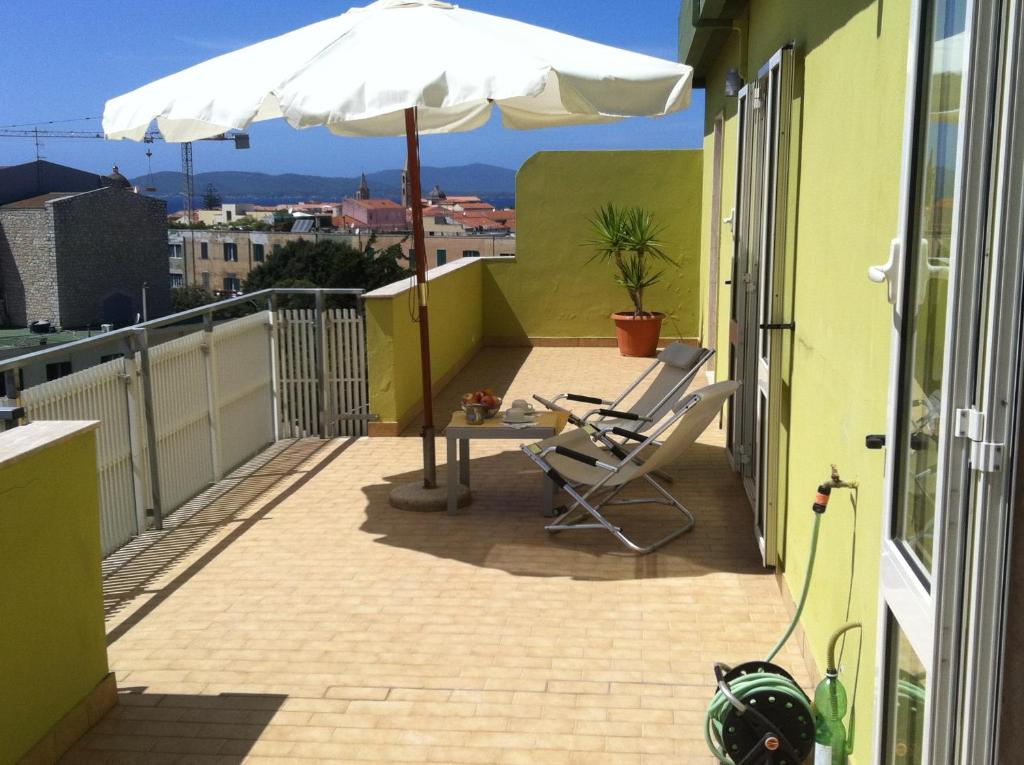 Bed and Breakfast La Terrazza sul Cielo, Alghero, Italy - Booking.com