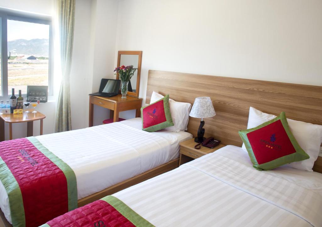 Siren flower hotel вьетнам нячанг