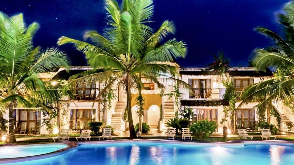 My Blue Hotel Nungwi Tanzania Booking Com