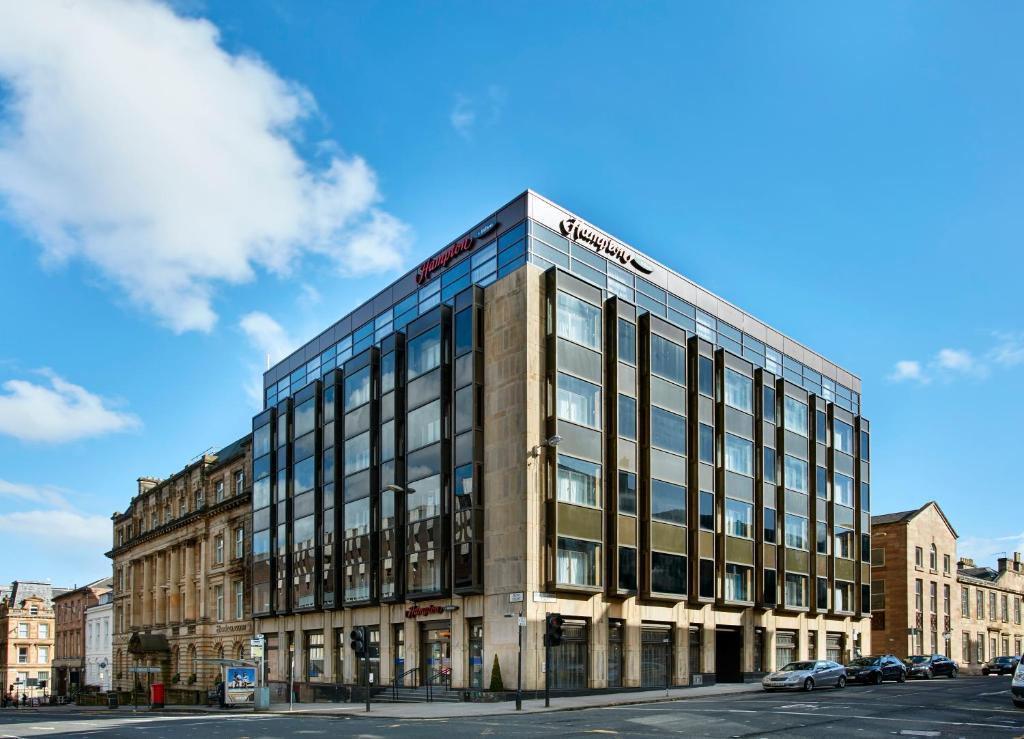 ハンプトン バイ ヒルトン グラスゴー セントラル(Hampton by Hilton Glasgow Central)