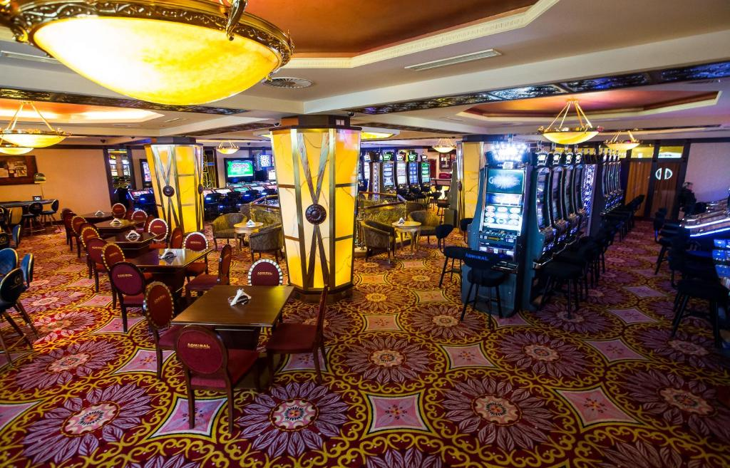 Казино Admiral 777: в игровые автоматы играйте бесплатно