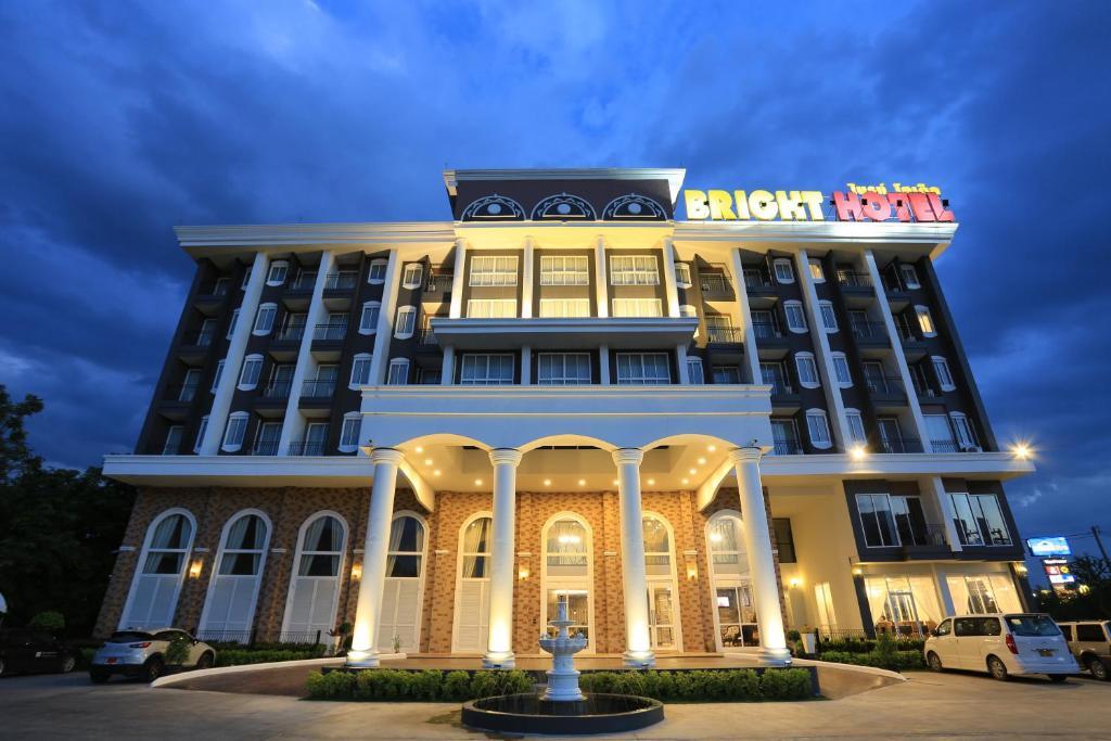 bright hotel khon kaen thailand bookingcom - Hotel