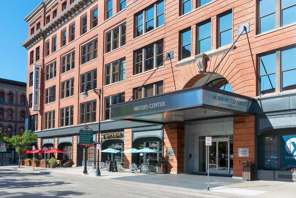 Hotel Homewood Suites By Hilton Grand Rap Grand Rapids Mi