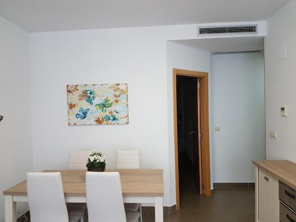 Acogedor Apartamento en Residencial Nova Calpe fotografía