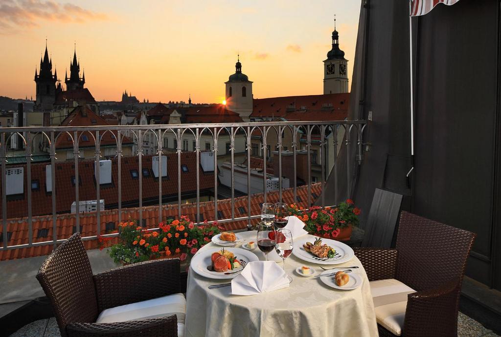 グランド ホテル ボヘミア(Grand Hotel Bohemia)