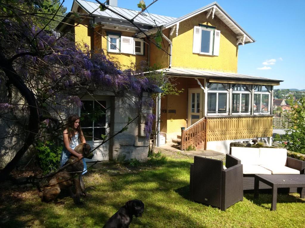apartment nepperberg schw bisch gm nd germany. Black Bedroom Furniture Sets. Home Design Ideas