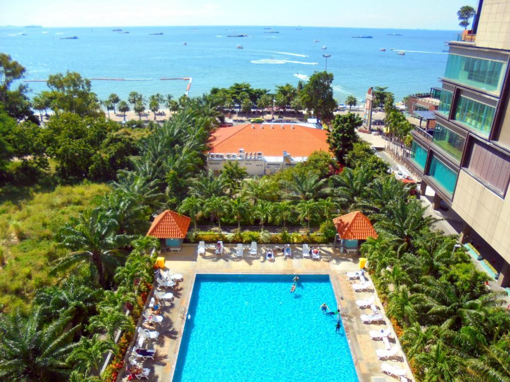 View Talay 6 Condo Pattaya Central Thailand Booking Com