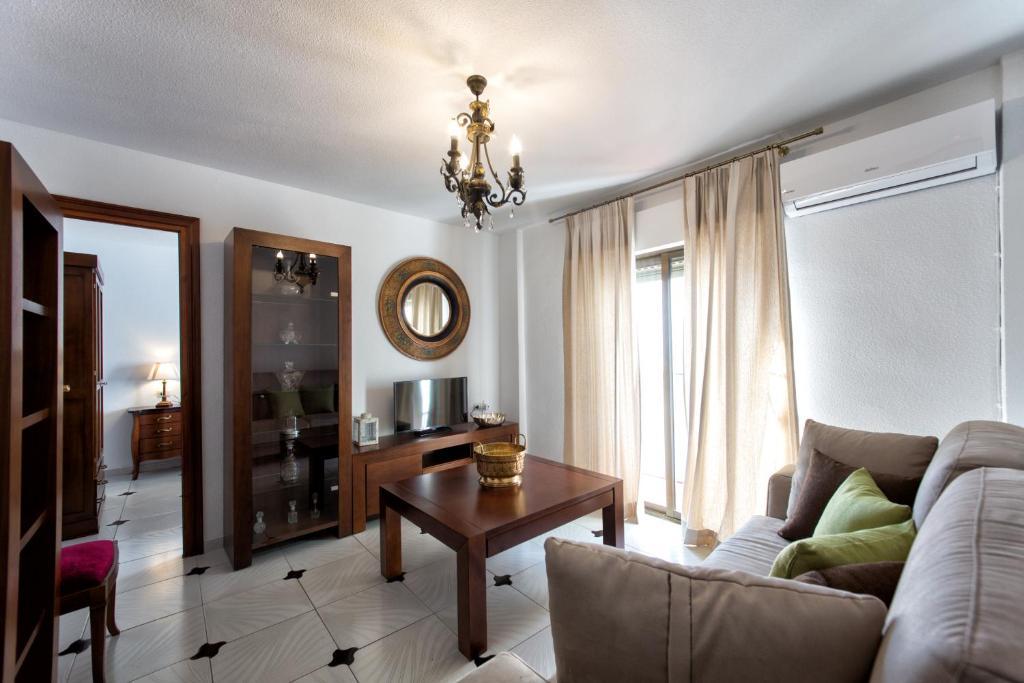 Apartments In Montefrío Andalucía