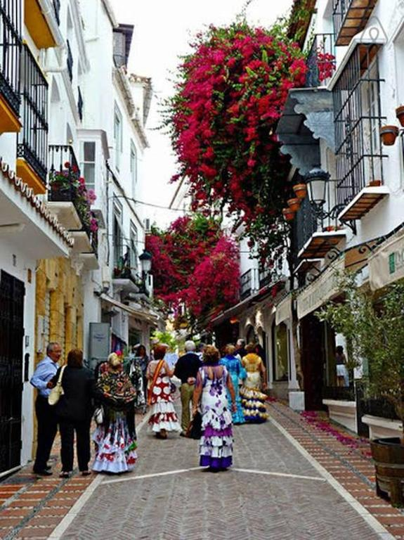 Heart Of Old Town Apartment  Marbella  Spain