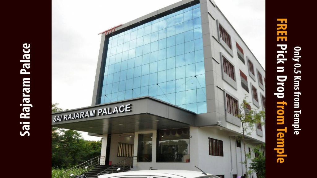 Hotel Sai Rajaram Palace Shirdi India Booking Com