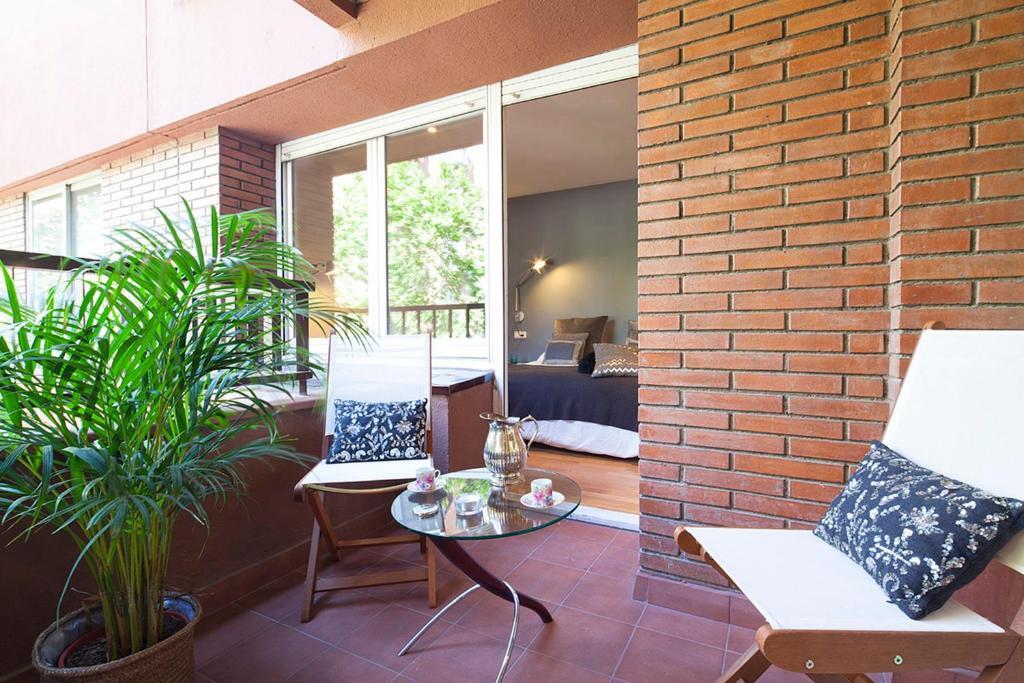 Foto del Apartment Barcelona Rentals - Classic Bonanova Apartment