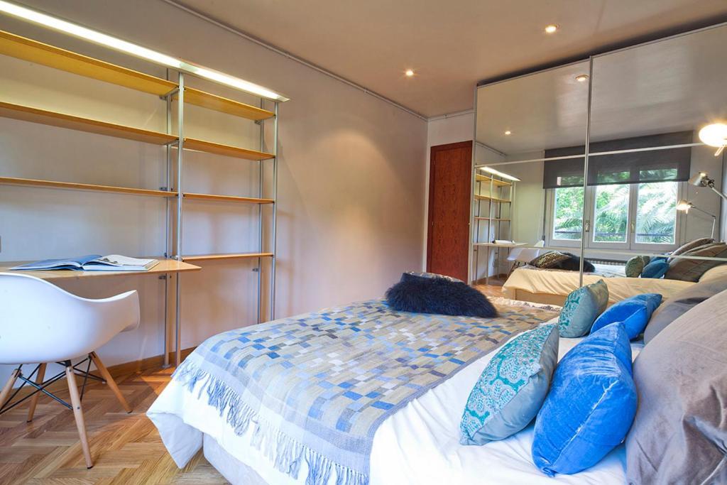 Bonita foto de Apartment Barcelona Rentals - Classic Bonanova Apartment