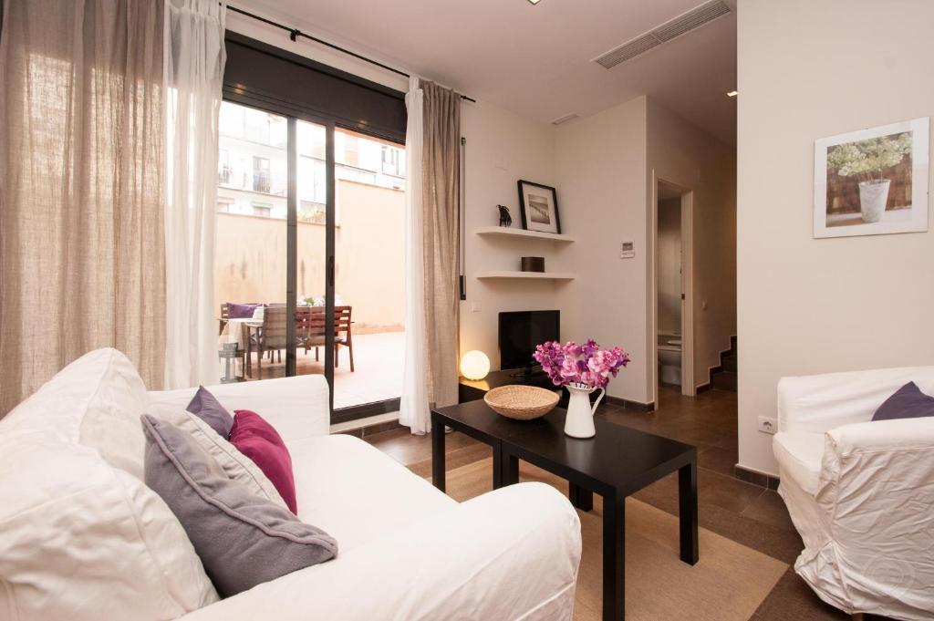 Imagen del Paralelo Apartments