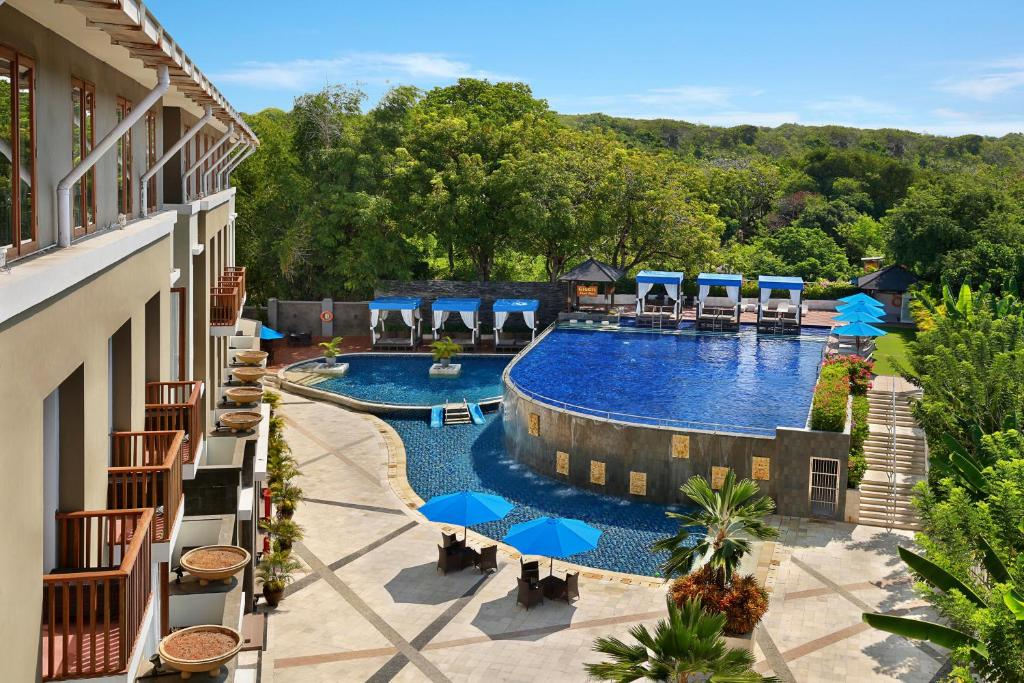 Hotel mercure bali nusa dua indonesia for Bali indonesia hotel booking