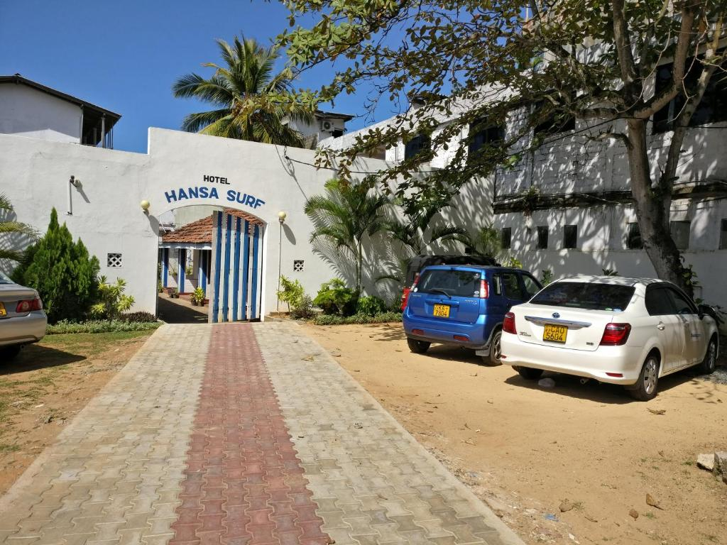 Hansa Surf Hotel