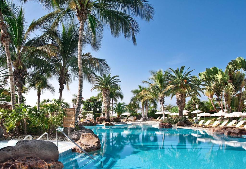 hotel jardines de nivaria adeje spain
