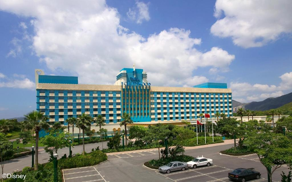 Disney Hong Kong Hotel Booking