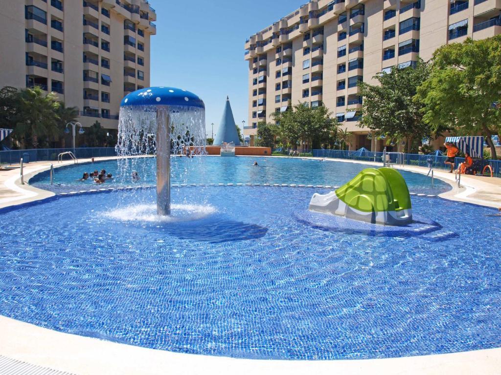 Apartamento apartup patacona panoramic espa a valencia for Piscina patacona