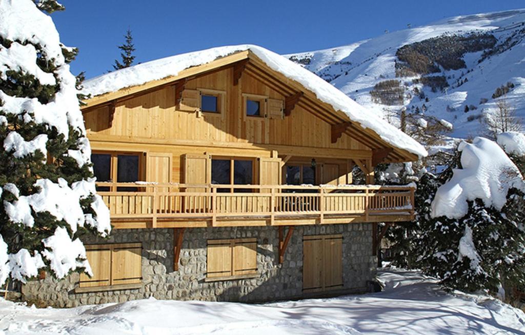 location chalet ski 7 personnes