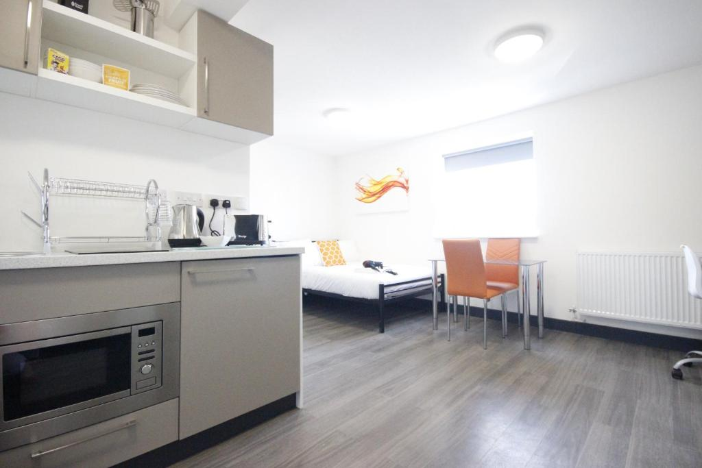 Cotels Luton Serviced Apartments - Chapel Street