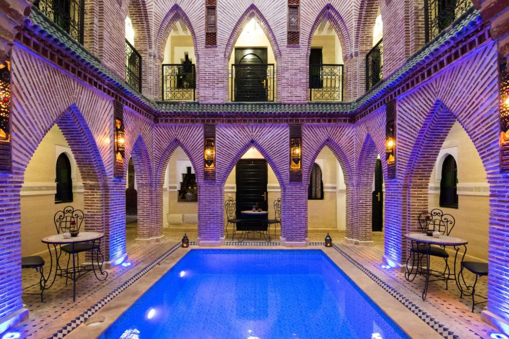 Riad challa maroc marrakech for Best riads in marrakesh
