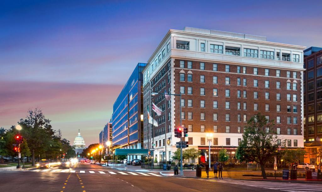 フェニックス パーク ホテル(Phoenix Park Hotel)