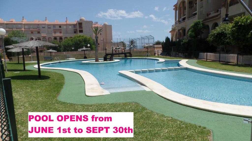 Baby-Friendly Apartment, El Campello, Spain - Booking.com