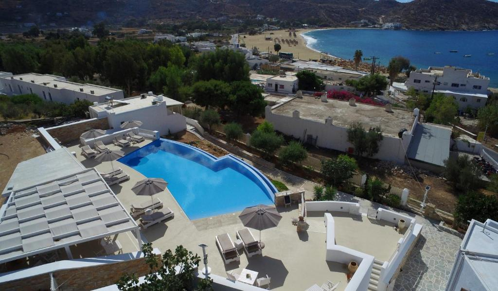 Galaxy Hotel Mylopotas Updated 2019 Prices