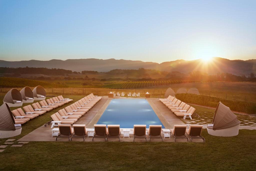 Carneros resort and spa napa usa deals from 495 for for Best us spa resorts