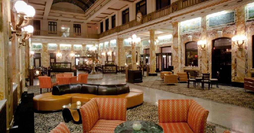 Radisson Lackawanna Station Hotel Scranton Lit - Renault