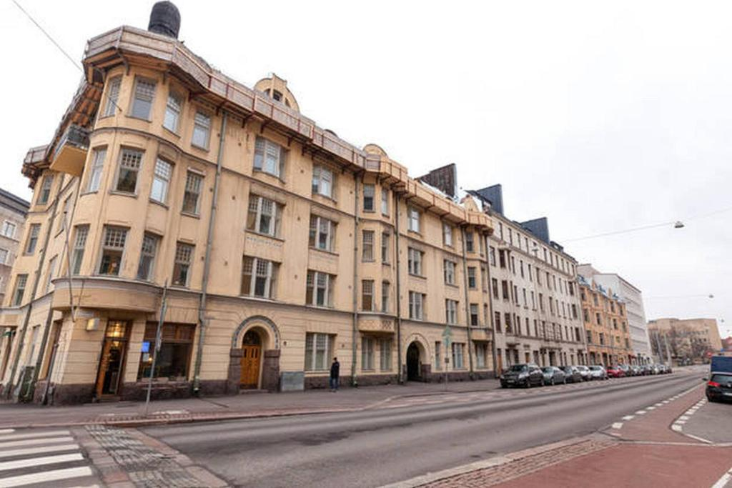 Helsinki City Center Apartment Finland
