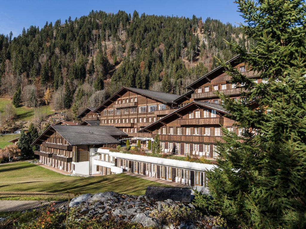 Hotel HUUS Gstaad Switzerland Bookingcom