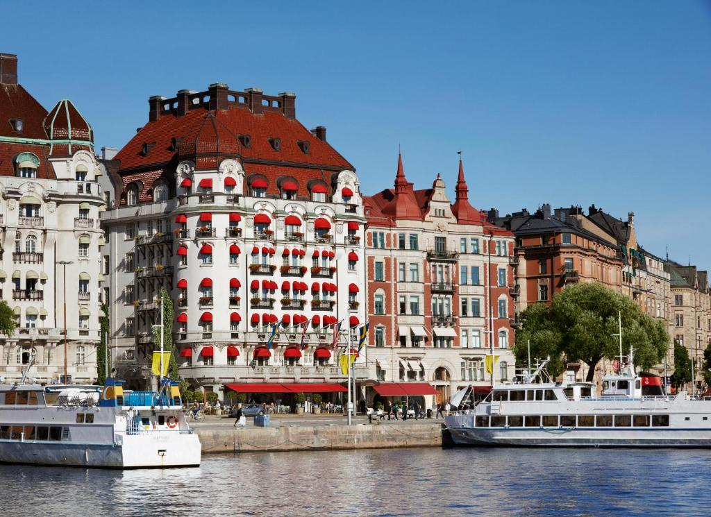 Stockholm Hotels Booking