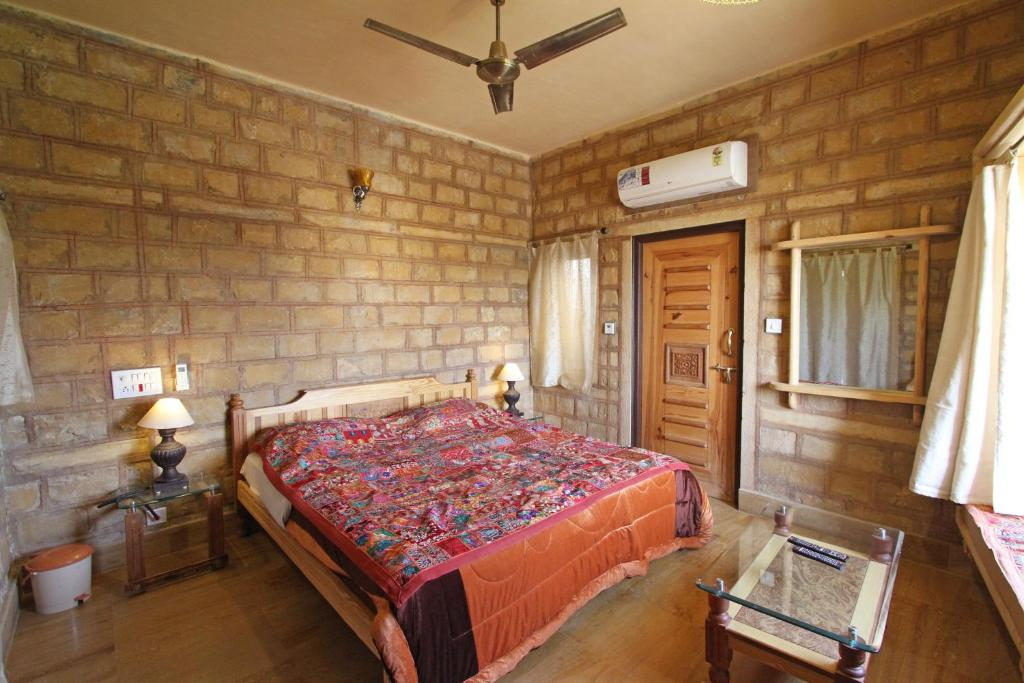 Beautiful Hotel The Silk Route, Jaisalmer (India) Rooms