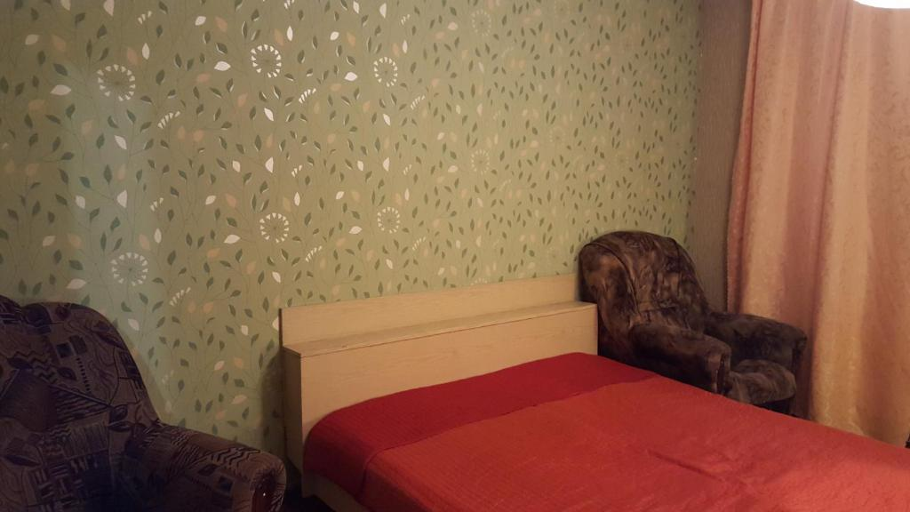 A room at Homestay on Krylova 69а