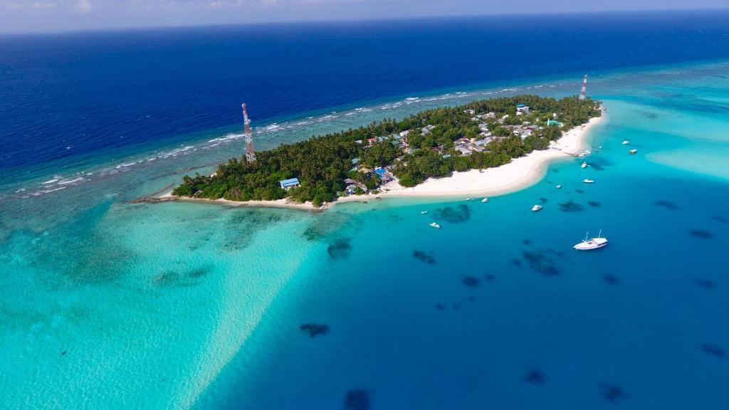 Бюджетный Отдых на острове Фулидхоо/Фулиду / Fulidhoo Мальдивы