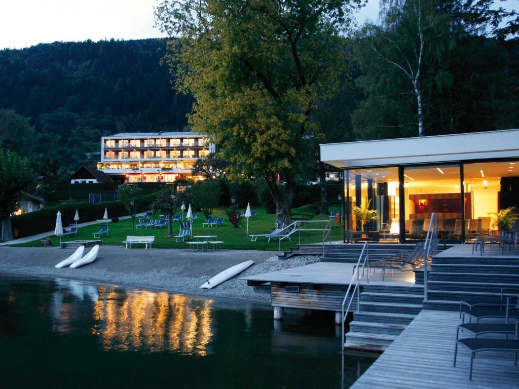 Mobilheime Ossiacher See : Seehotel hoffmann Österreich steindorf am ossiacher see
