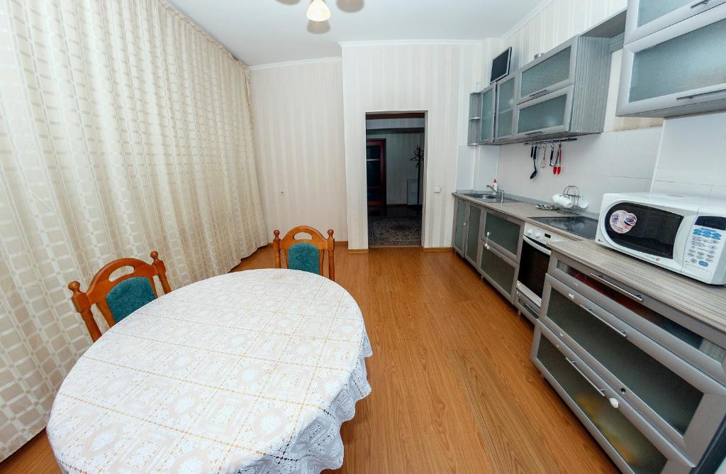 Apartment on Dostyk 1