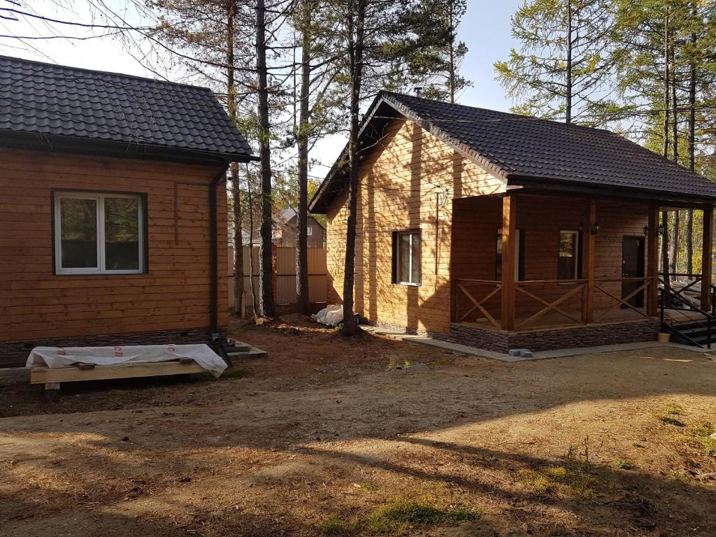 Guest houses Goryachinsk: overview, features and reviews 43