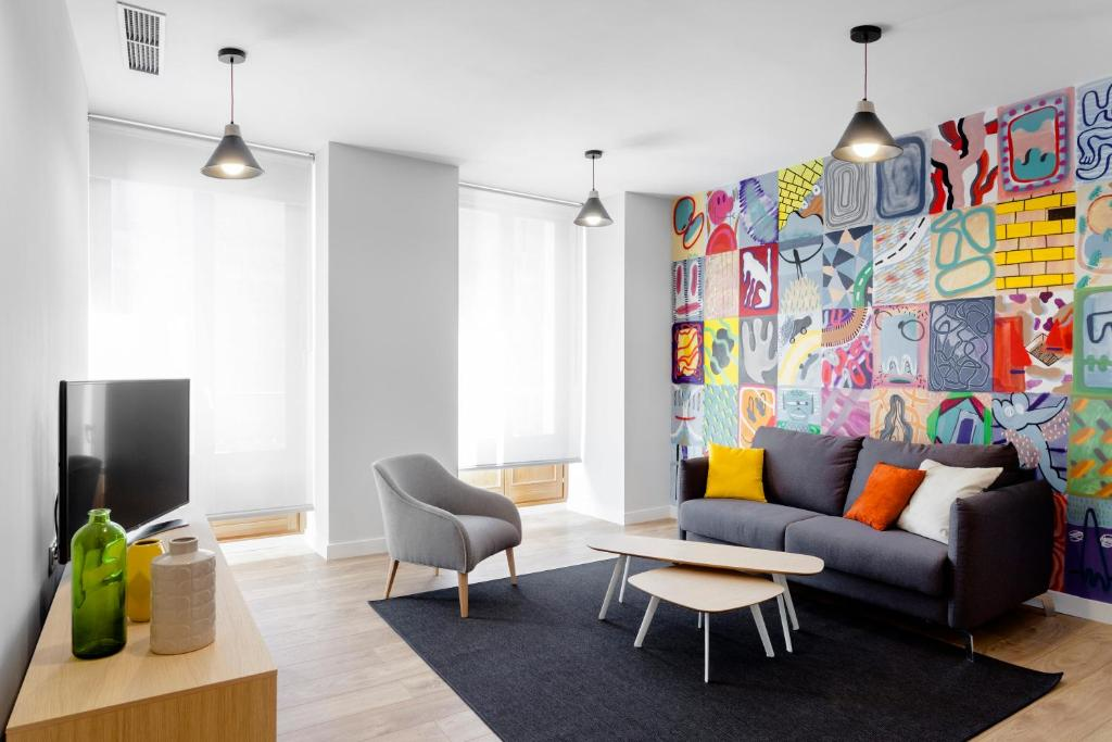 Home Art Apartments, Madrid, Spain - Booking.com