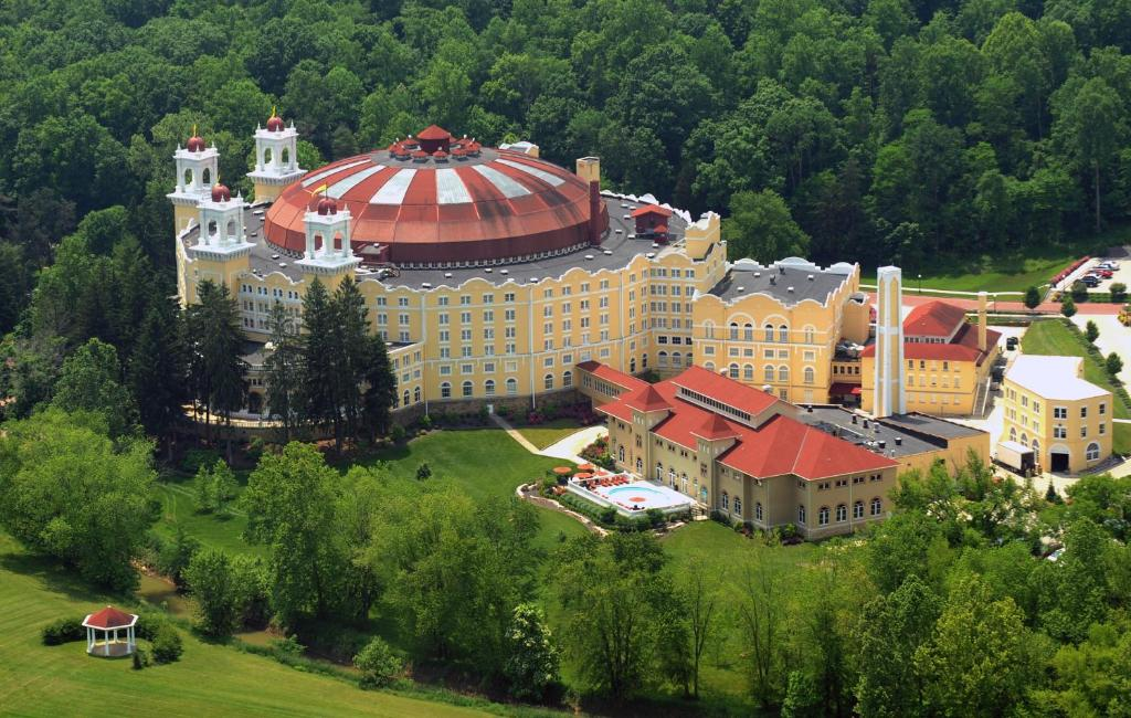 West baden resort french lick