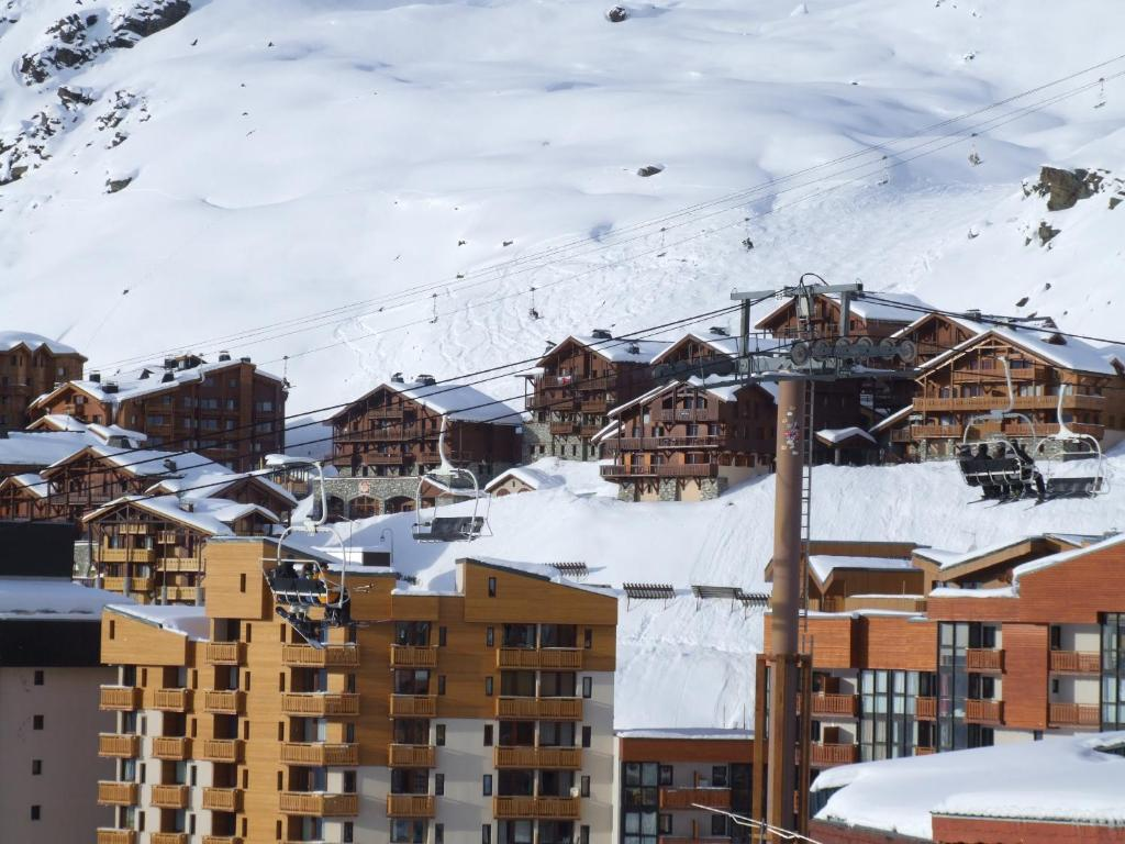 Appartement Les Balcons Val Thorens France Booking Com