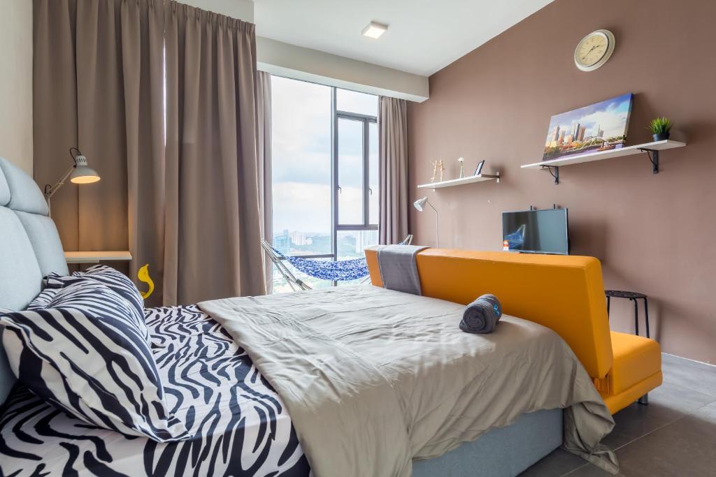 Studio Apartment Empire Damansara hotel luzzeri suite@empire damansara, petaling jaya, malaysia