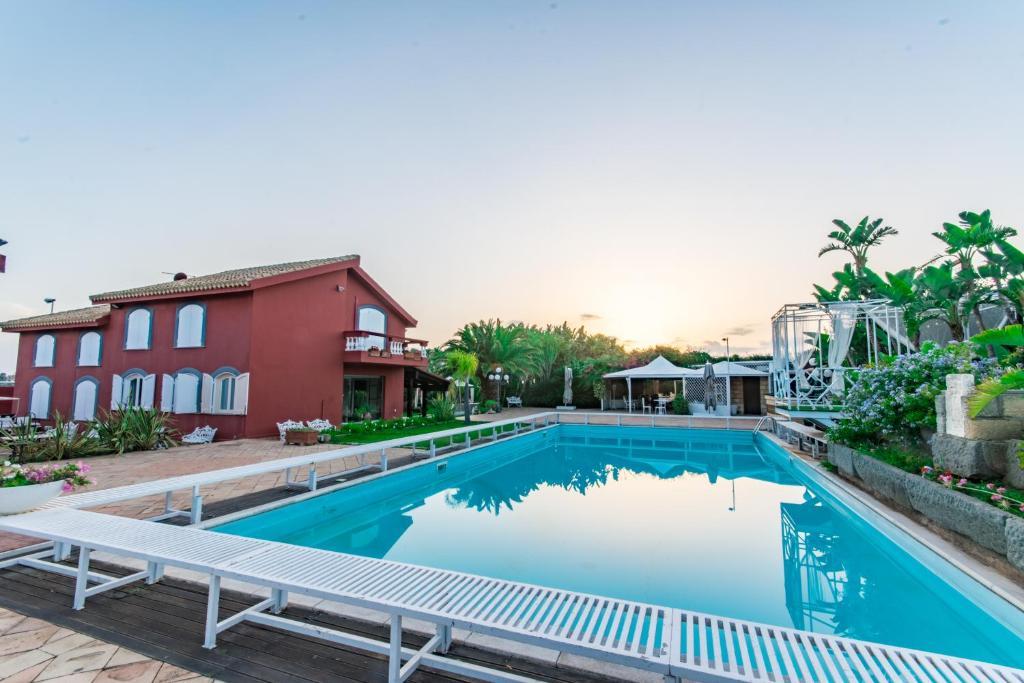 bed & breakfast i giardini di giano (italia torre faro) - booking