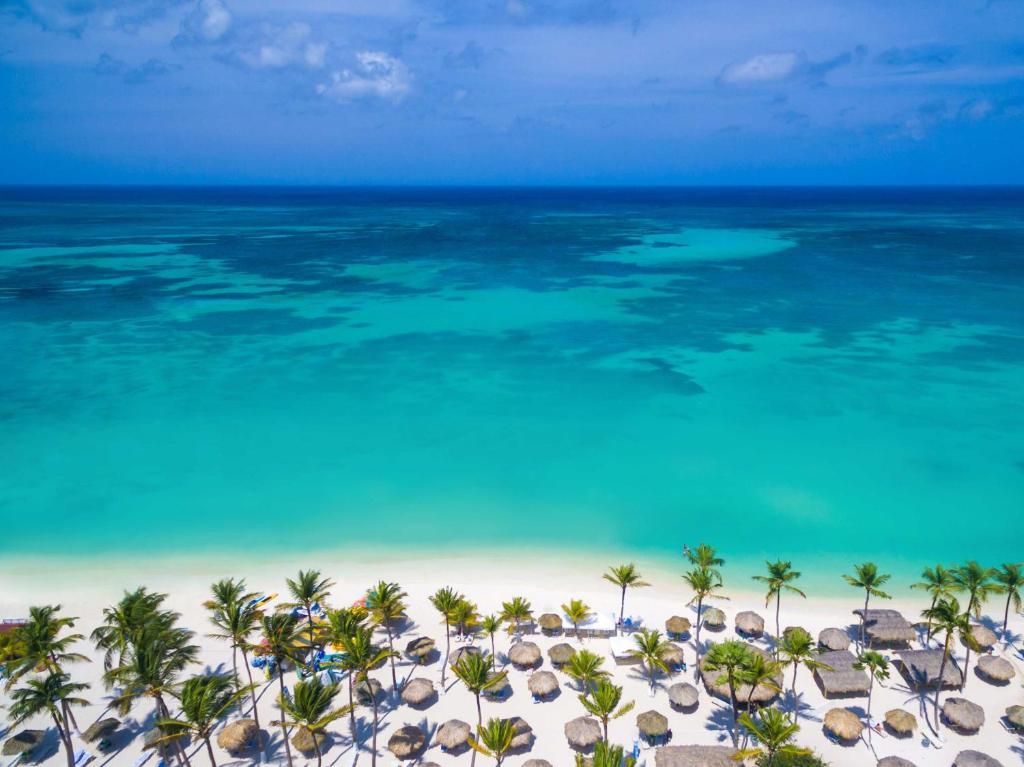 All Inclusive Holiday Inn Resort Aruba Beach Resort Casino - Aruba vacations all inclusive