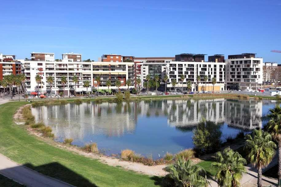 Appartement port marianne france montpellier - Bassin jacques coeur port marianne ...