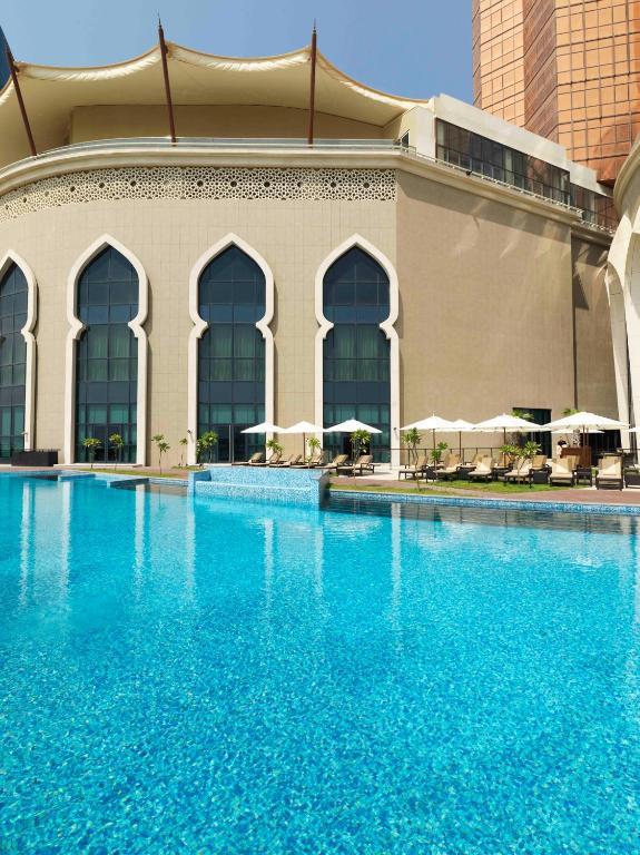 Bab Al Qasr Residence  Abu Dhabi  Uae