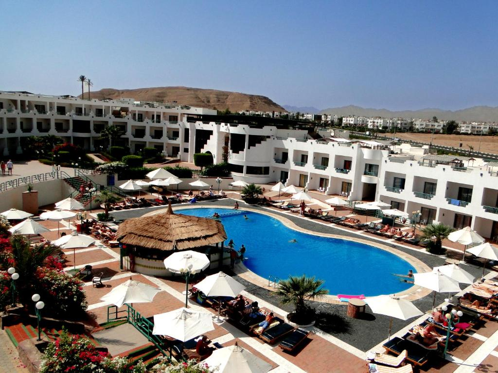 Sharm Holiday Resort Sharm El Sheikh Egypt Bookingcom - Map of egypt holiday resorts
